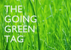 going green tag